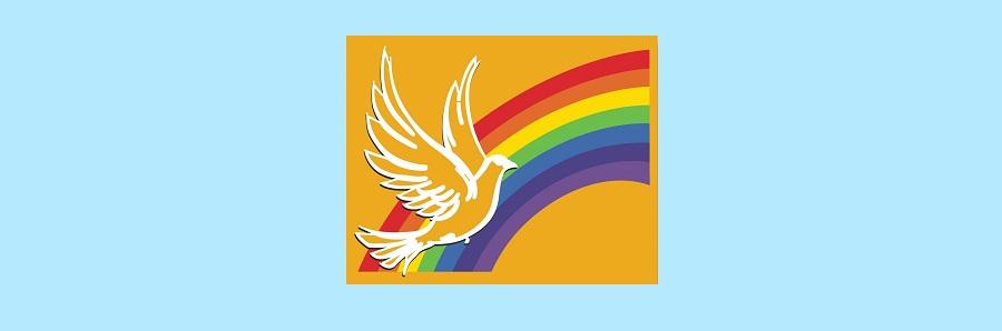 Bird Angel Pins